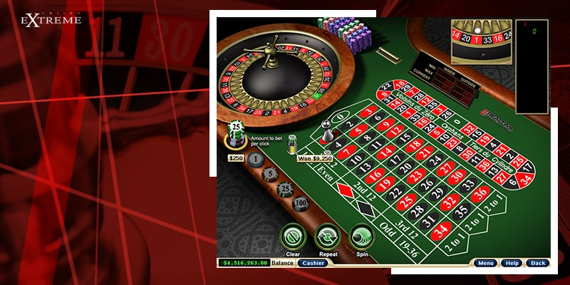 bet types in american roulette